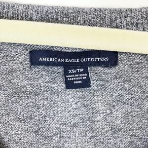 American Eagle Outfitters Lightweight GraySweater